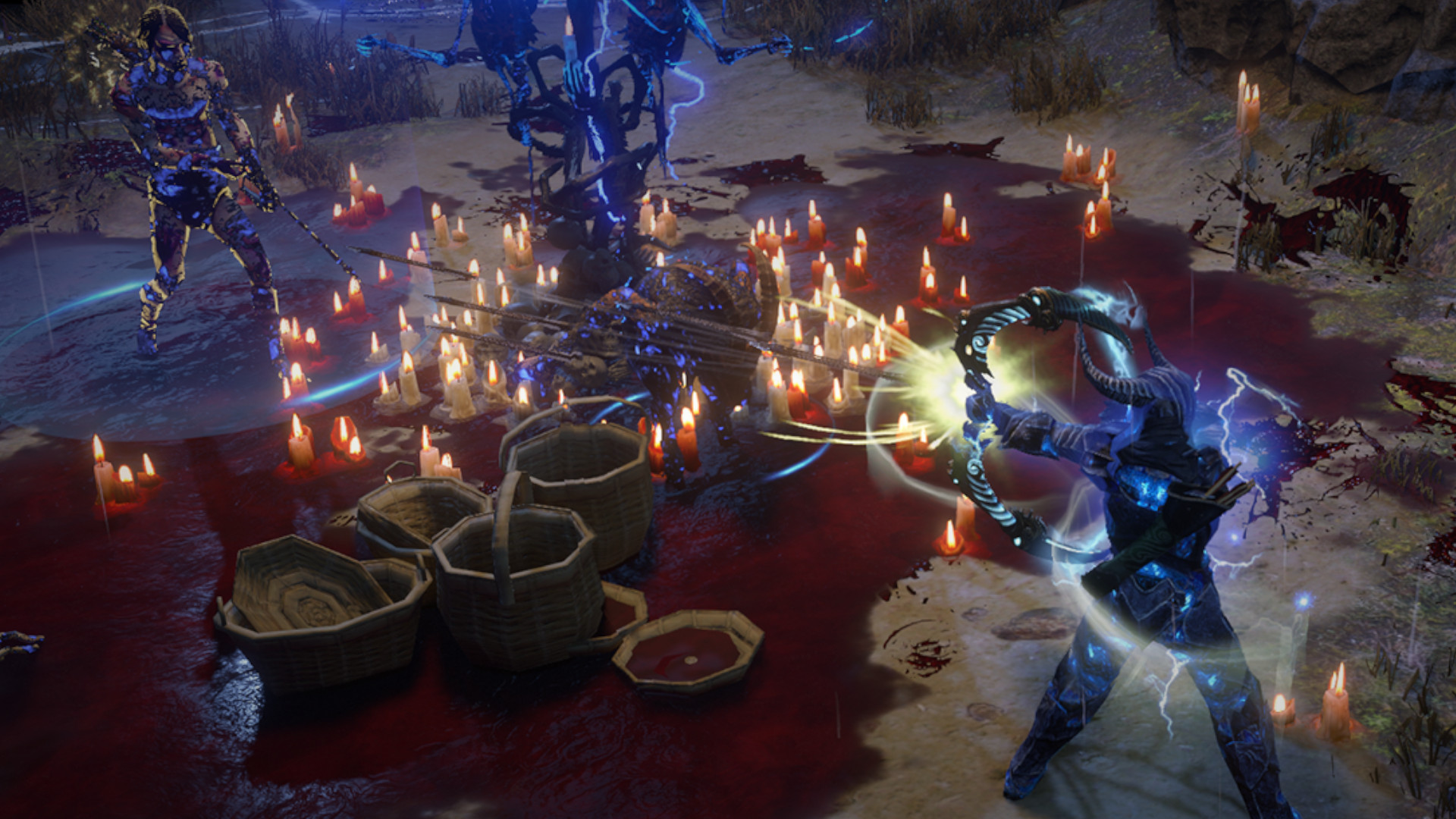 Path of Exile 3.13 reaches a record number of players, 60% them on Steam