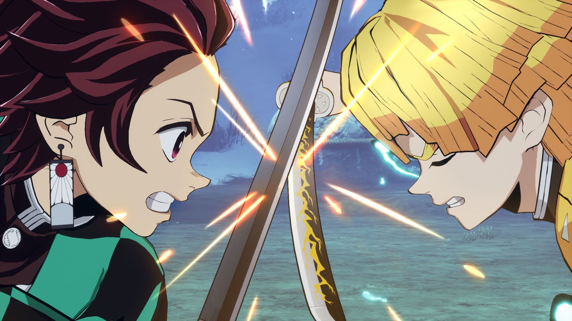 Demon Slayer game looks pretty, but familiar in new gameplay footage