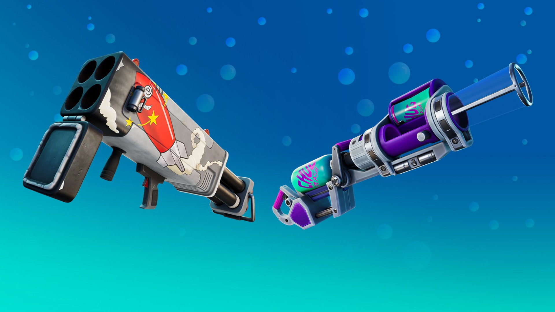 Fortnite 15.30 release time confirmed alongside Chug Cannon and Burst Quad Launcher