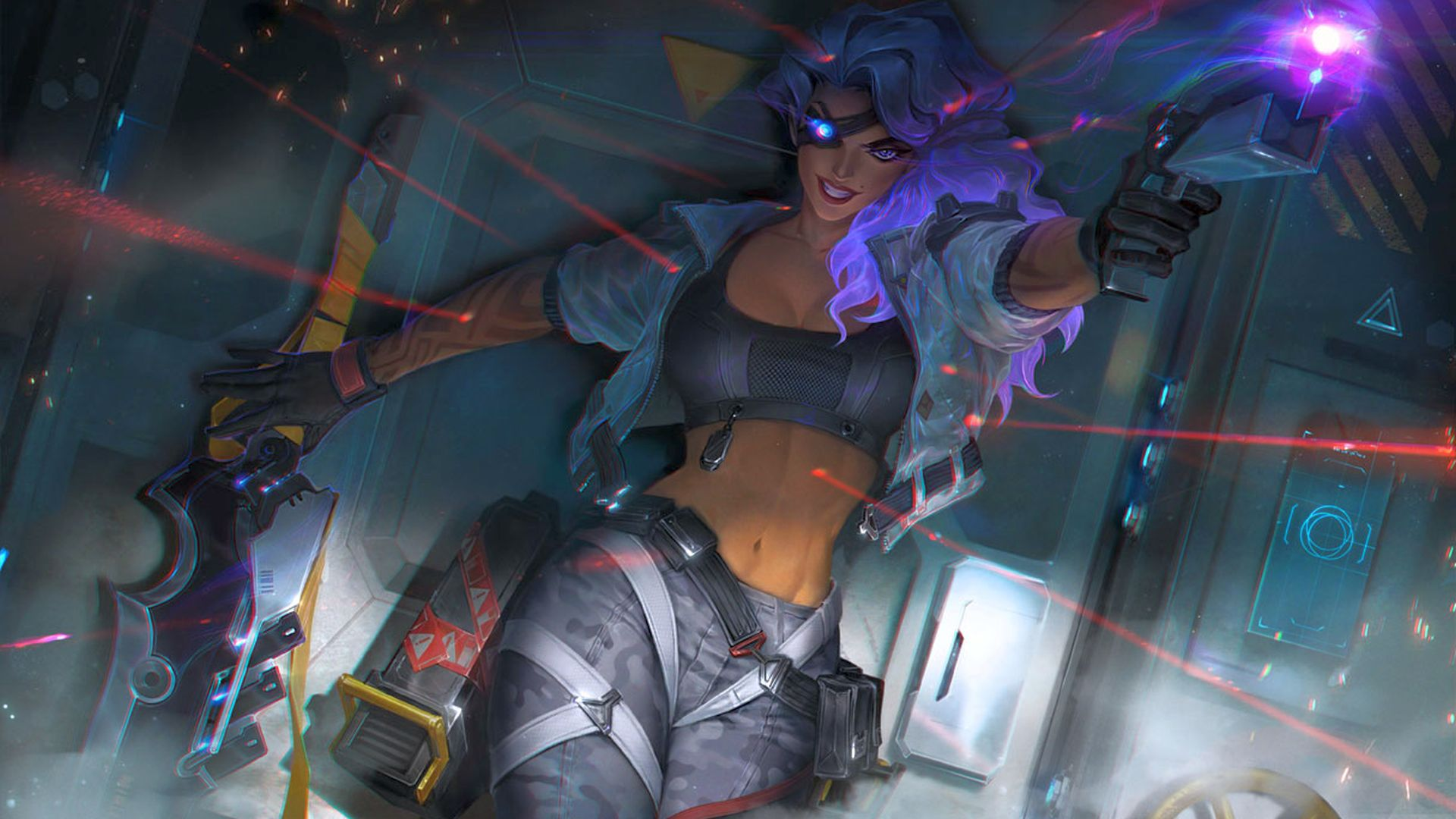 League of Legends patch 11.4 notes – Samira, Katarina, Viego changes, position nerfs for Jungle