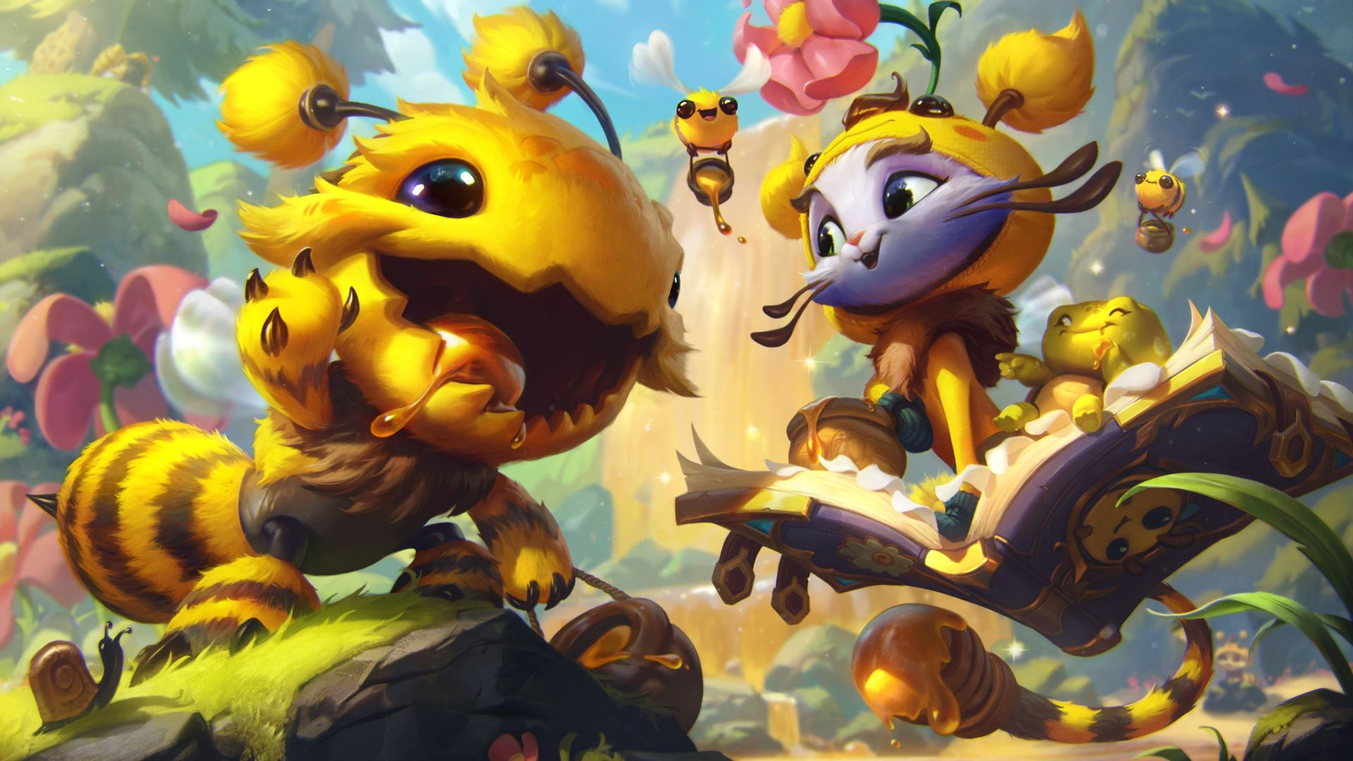 League of Legends patch 11.5 notes – Bee themed skins, Twitch, Seraphine, item changes