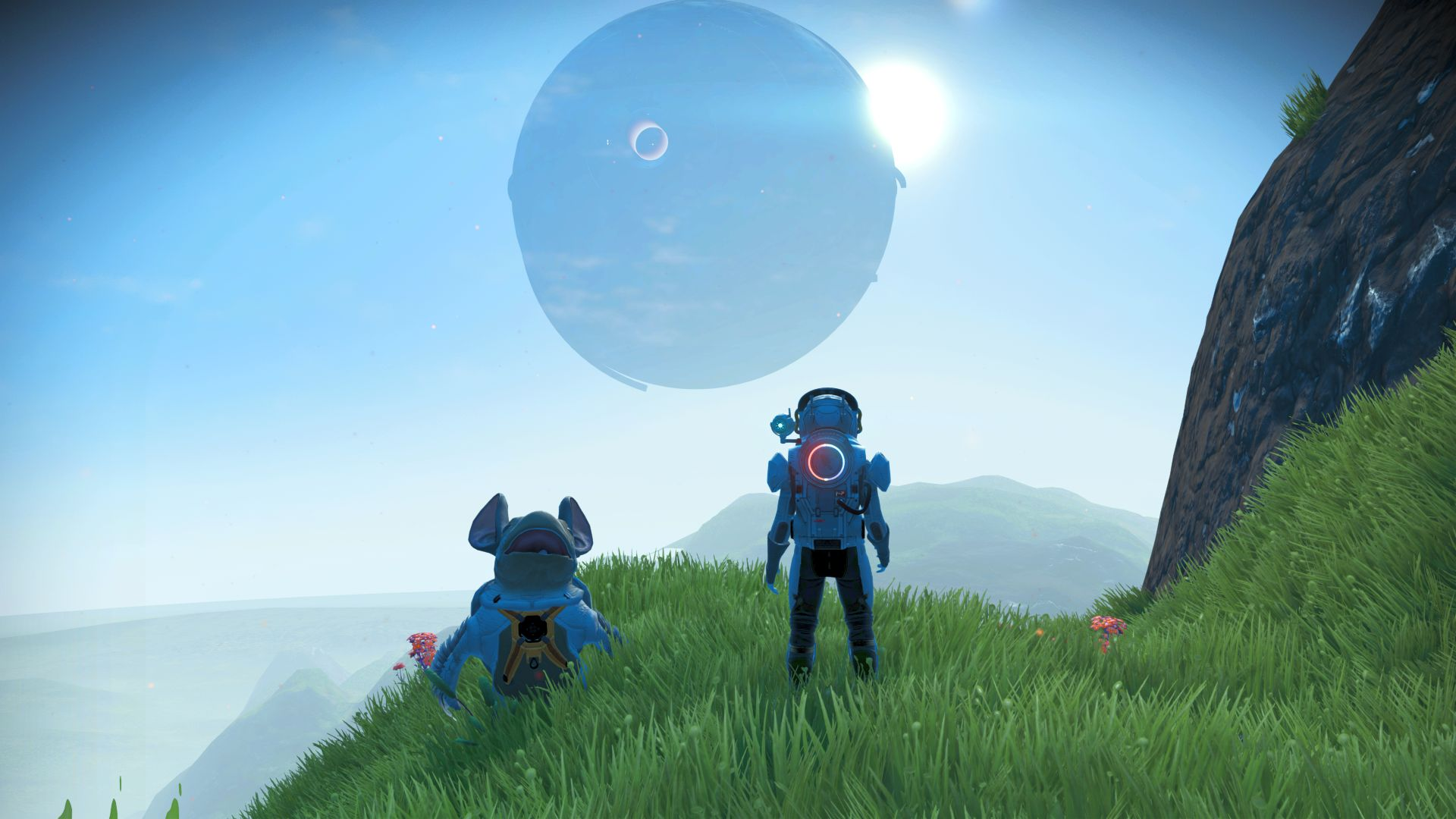 No Man's Sky's next update lets you keep the space game's zany critters as pets