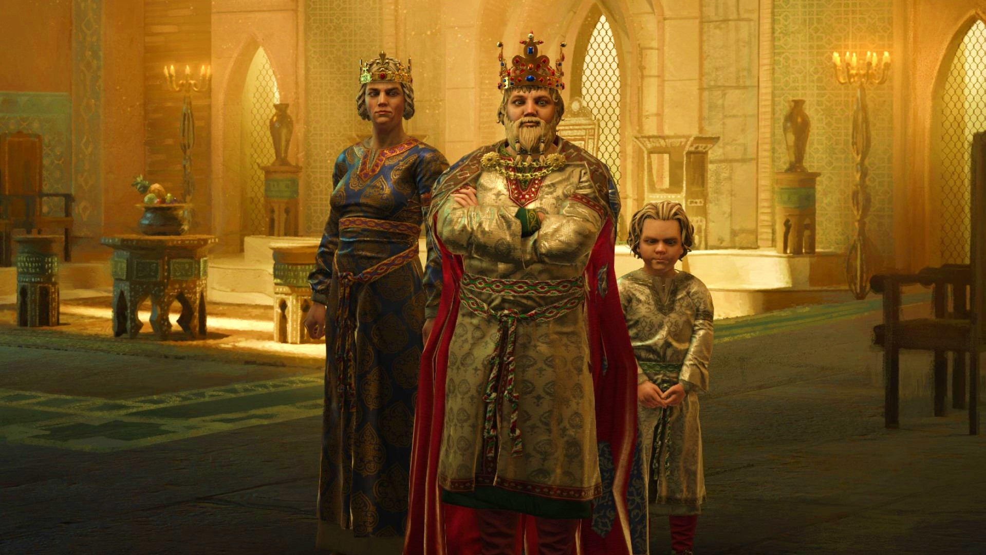 """Paradox event teases """"news and updates"""" for Crusader Kings 3 and more"""