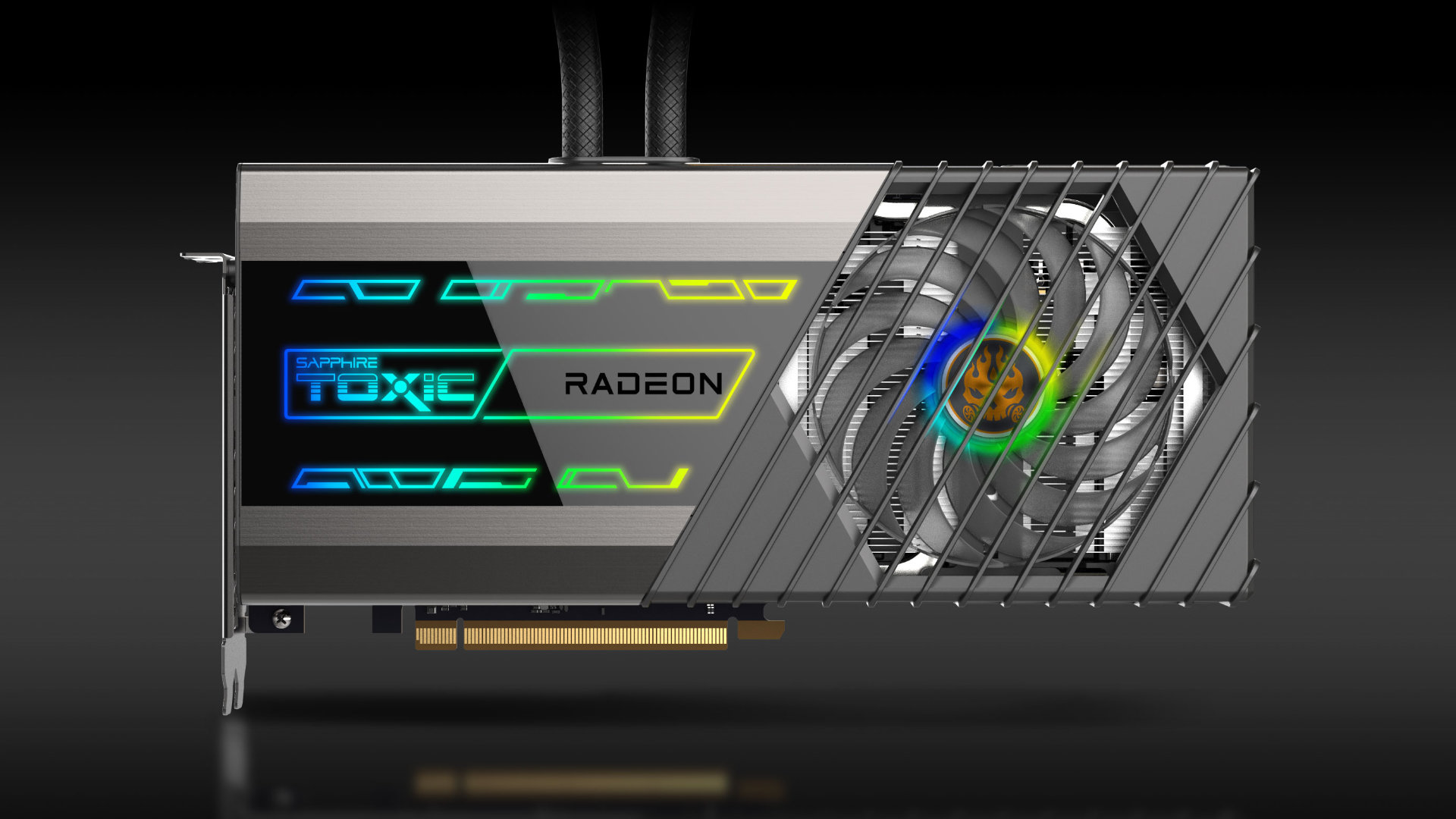 Sapphire releases the first AIO water cooled AMD Big Navi card