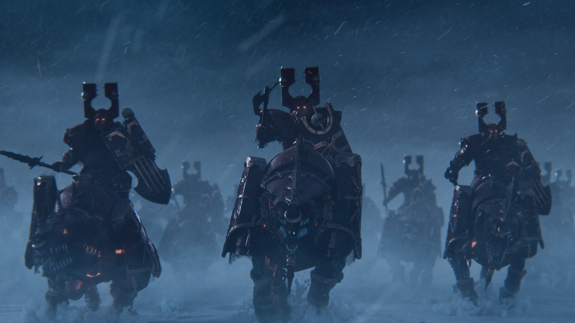 Total War: Warhammer 3 is already the best-selling game on Steam