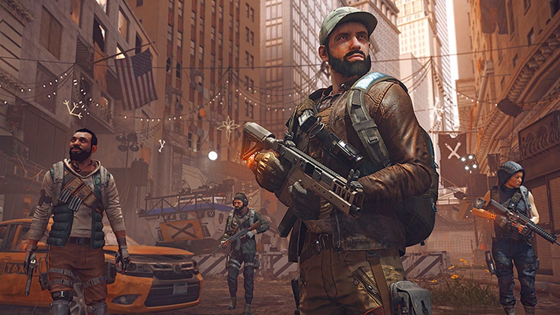 TU12 was The Division 2's final update, except now it's not anymore