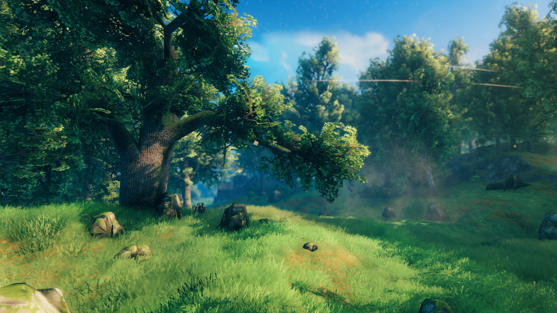 Valheim is Steam's top seller, cracks 100,000 players