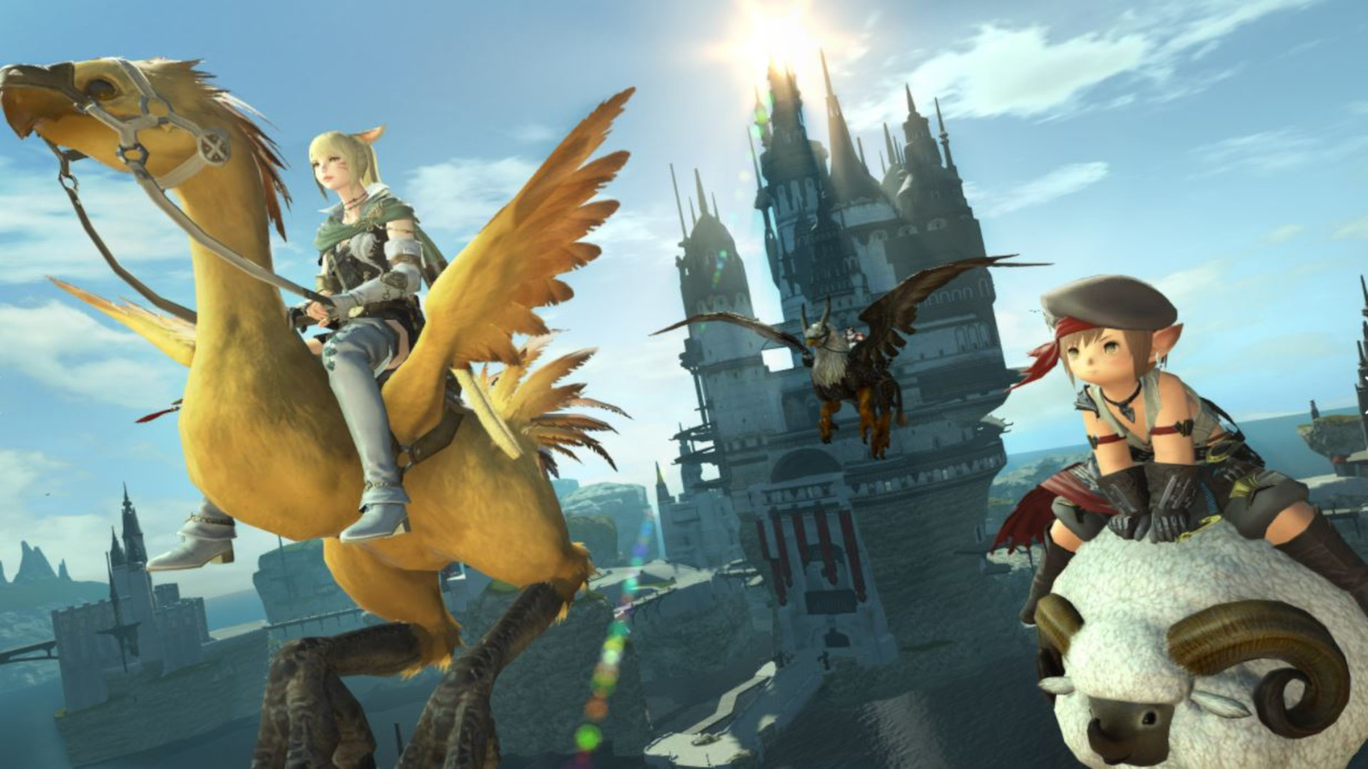 Final Fantasy 14 bans over 5,000 players for using real money in-game