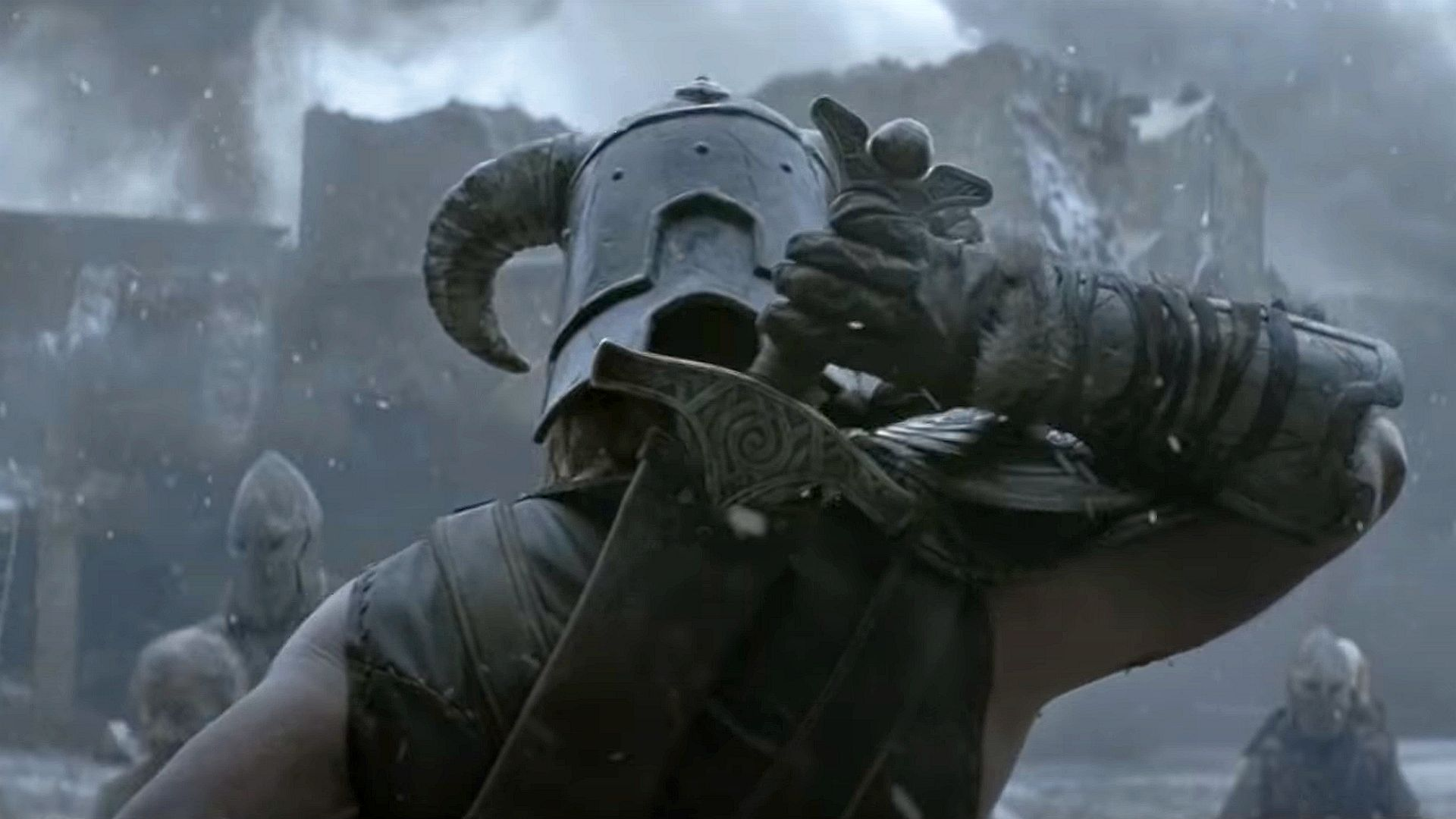These Skyrim mods are giving weapon animations a Dark Souls overhaul