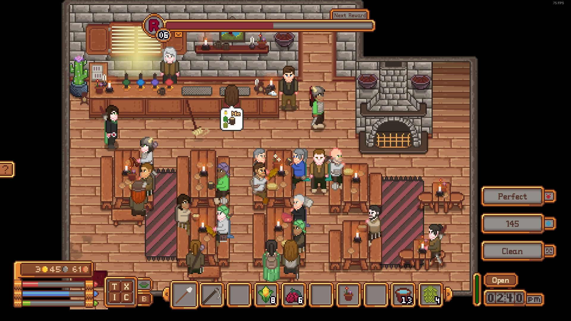 Travellers Rest is Stardew Valley for innkeepers, and it could get multiplayer
