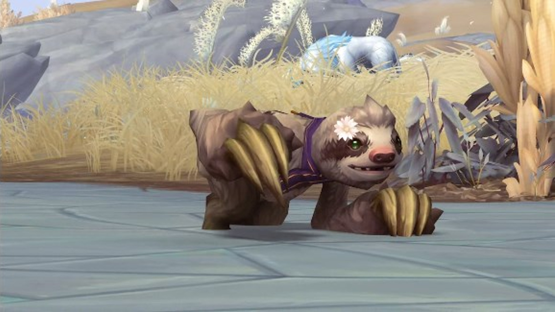 World of Warcraft offering cute pets for charity