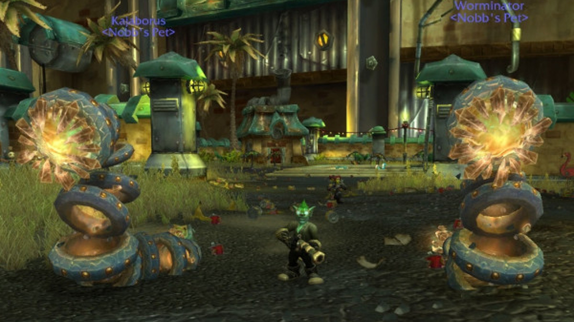 World of Warcraft player reaches level 50 without leaving starting area