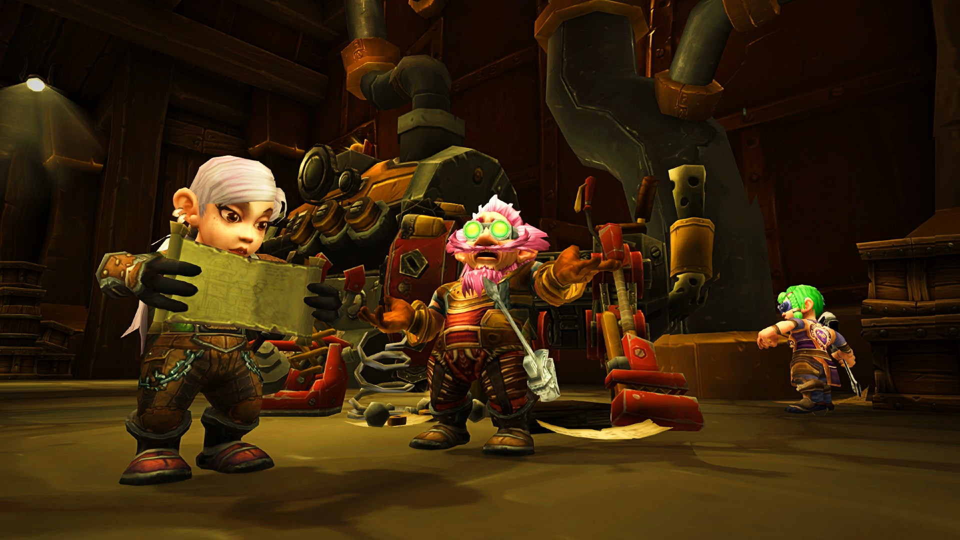 World of Warcraft's big 9.0.5 patch starts rolling out today