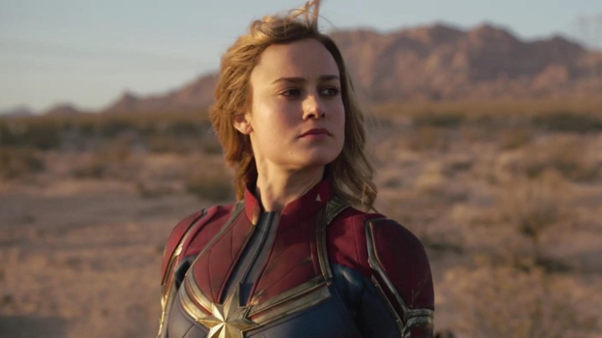 Captain Marvel star Brie Larson supports AbleGamers