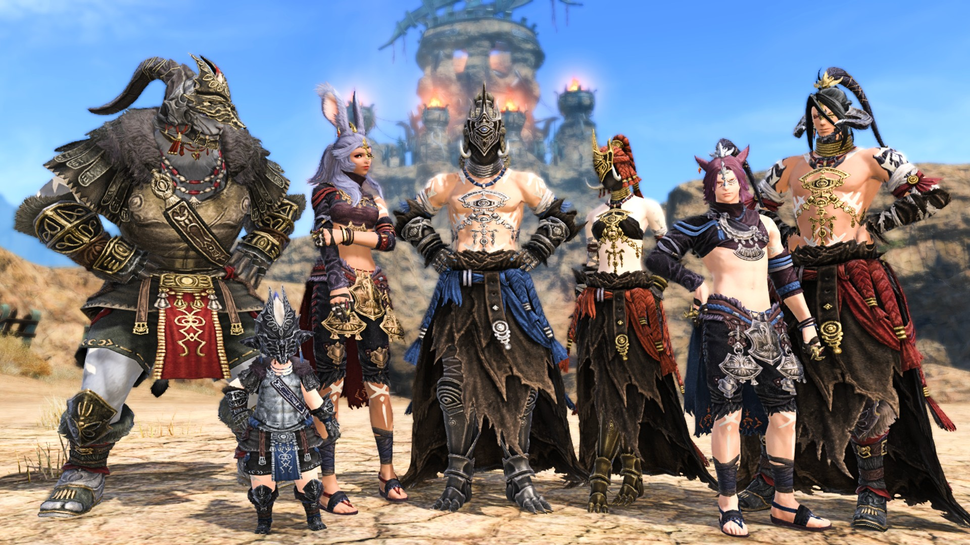 FFXIV patch 5.5 release time – when server maintenance ends in your time zone