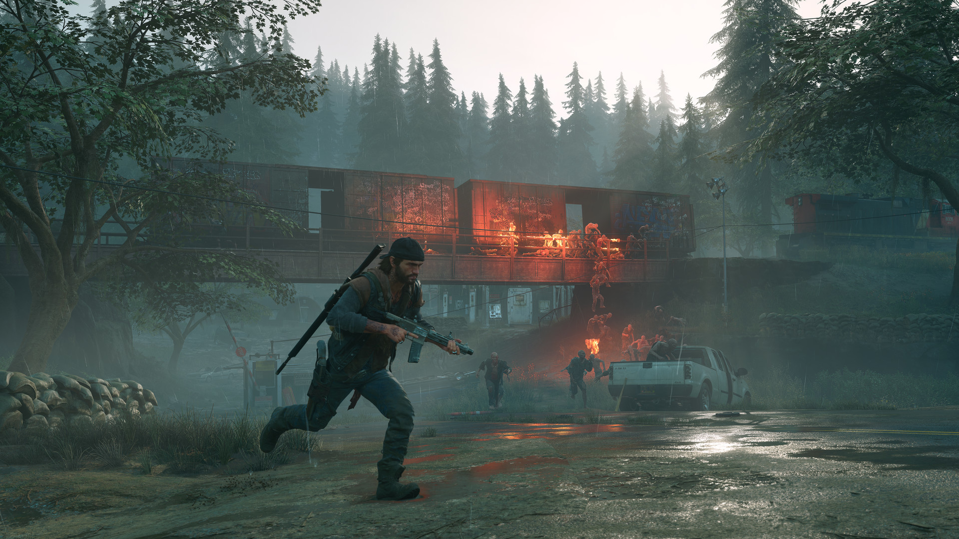 Days Gone is Steam's top seller