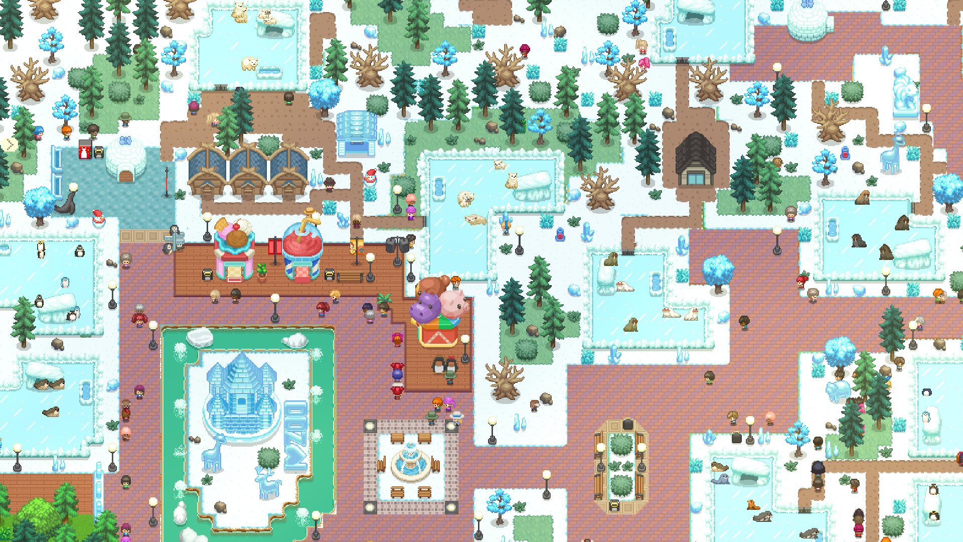 Let's Build a Zoo is basically immoral Planet Zoo, and the beta starts this week
