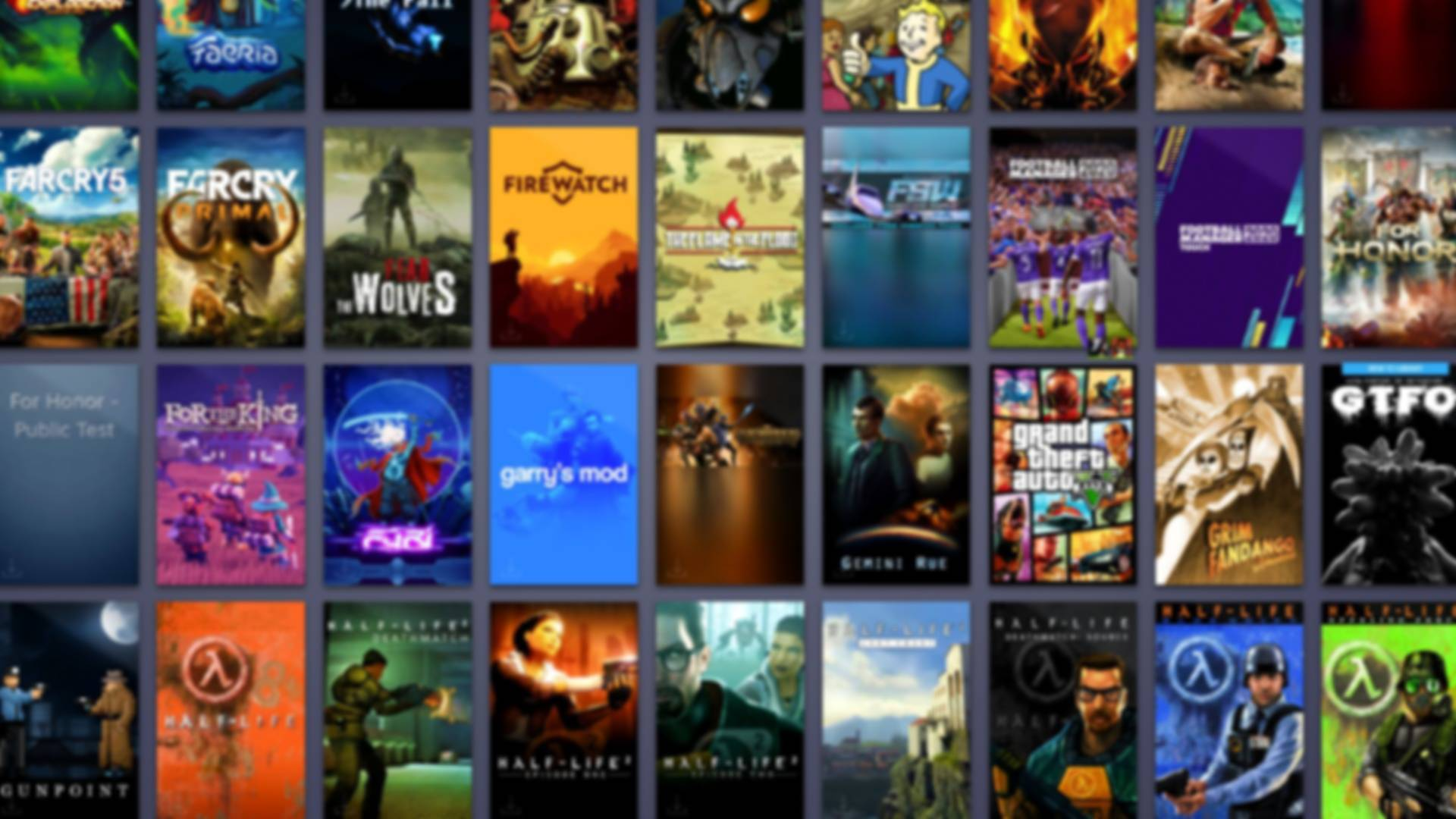Looks like Steam's getting a library manager to show which games take the most space