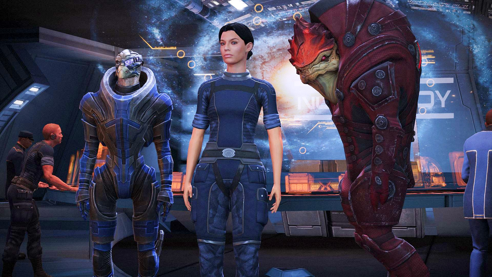 Mass Effect Legendary Edition is the new best way to play the trilogy