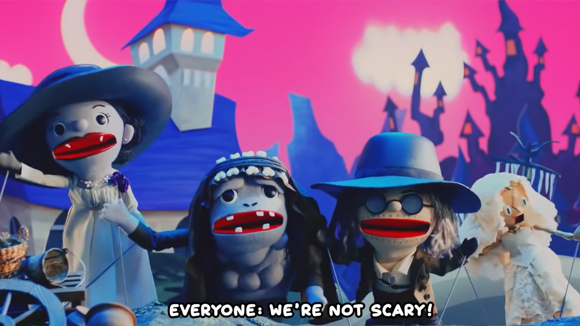 Those Resident Evil Village puppet shows have been translated to English