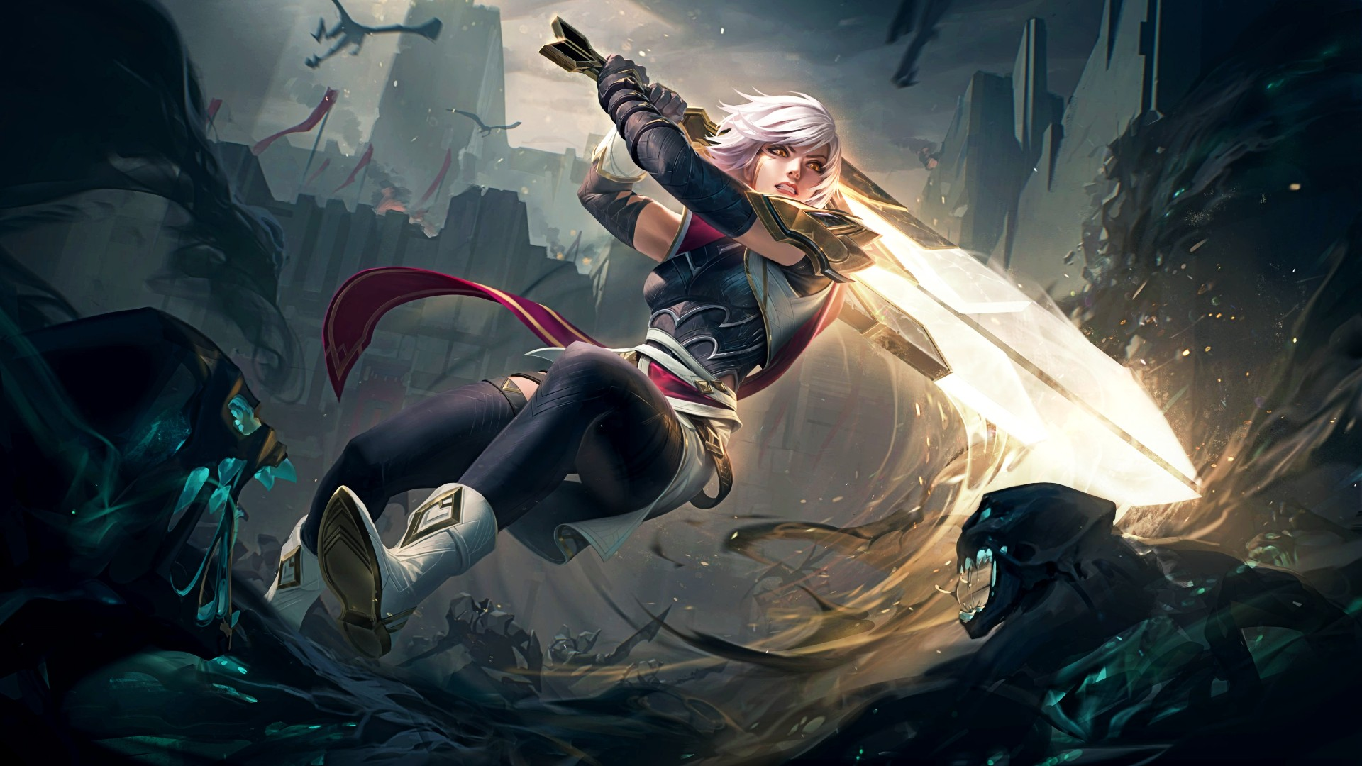 League of Legends patch 11.14 notes – Ruined and Sentinel skins