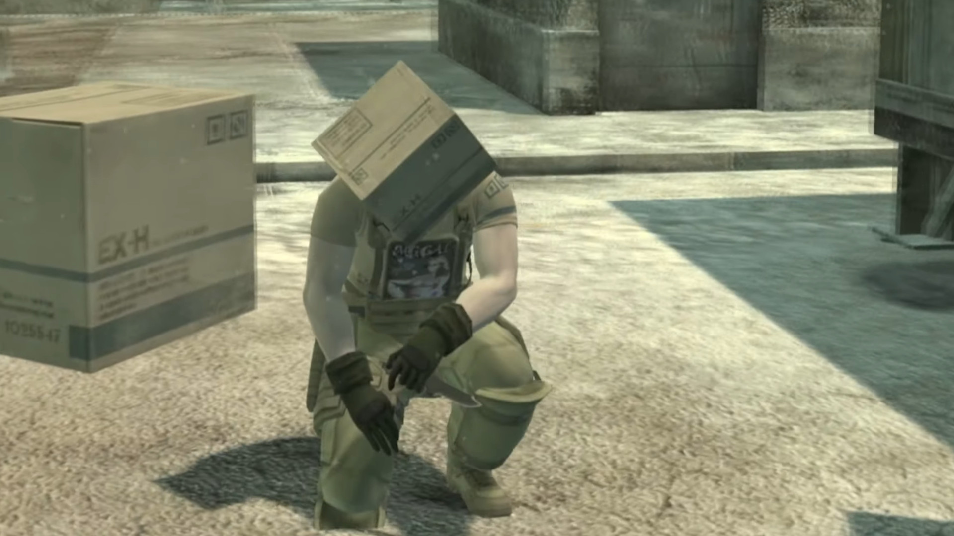 Metal Gear Online is back, thanks to custom servers