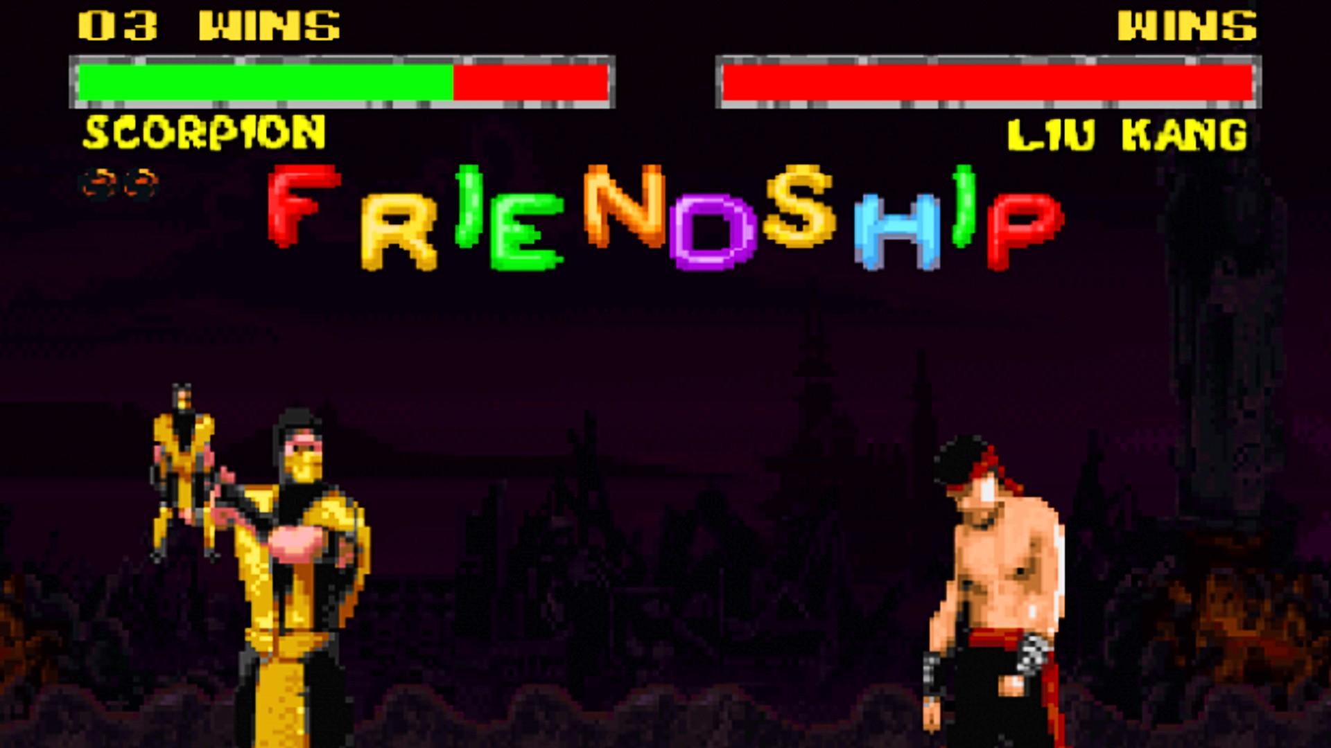 This Doom mod lets you play Mortal Kombat 2