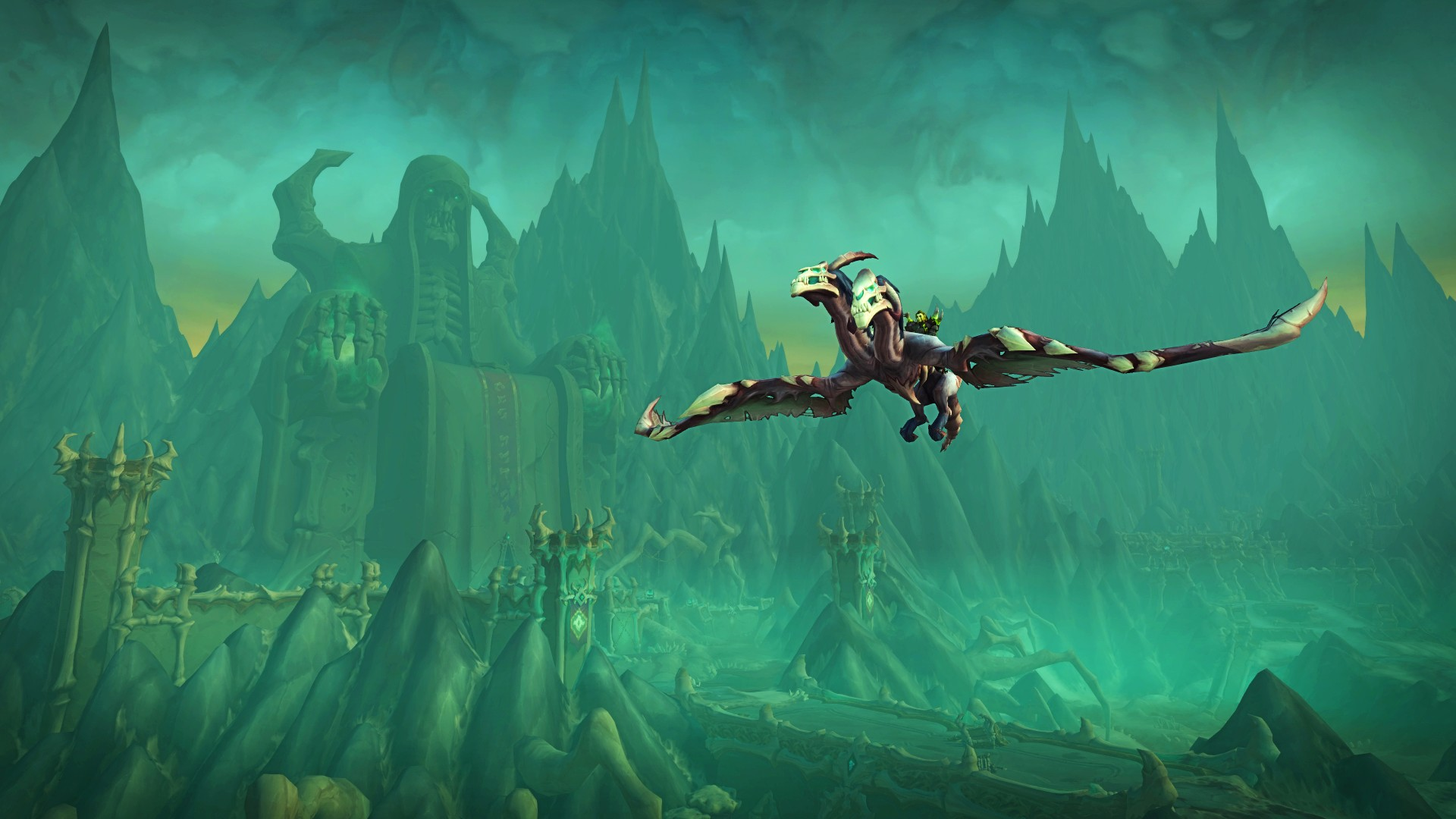 WoW Shadowlands Chains of Domination patch arrives this month