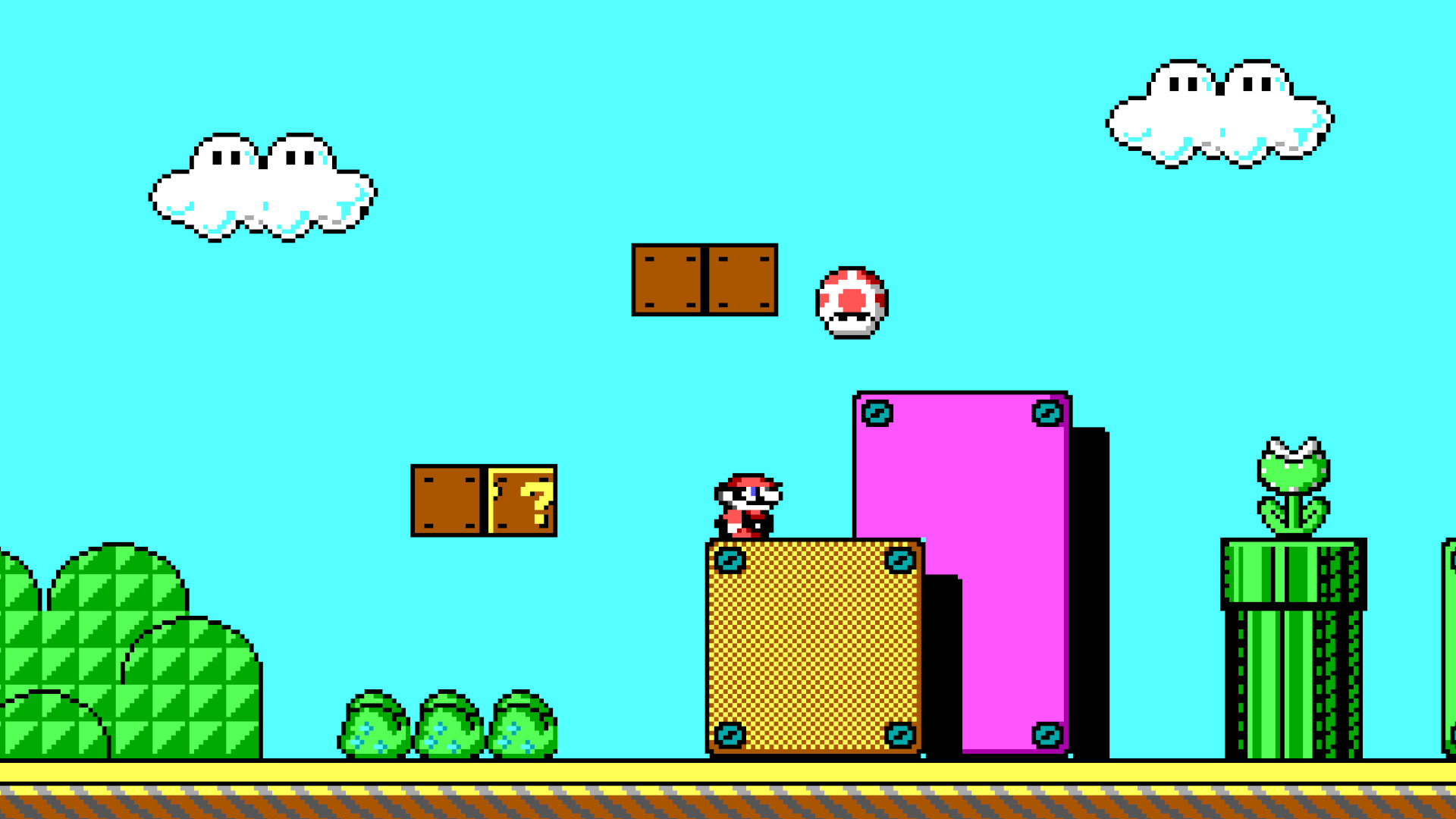 id Software's Super Mario Bros. 3 PC port is in a museum now