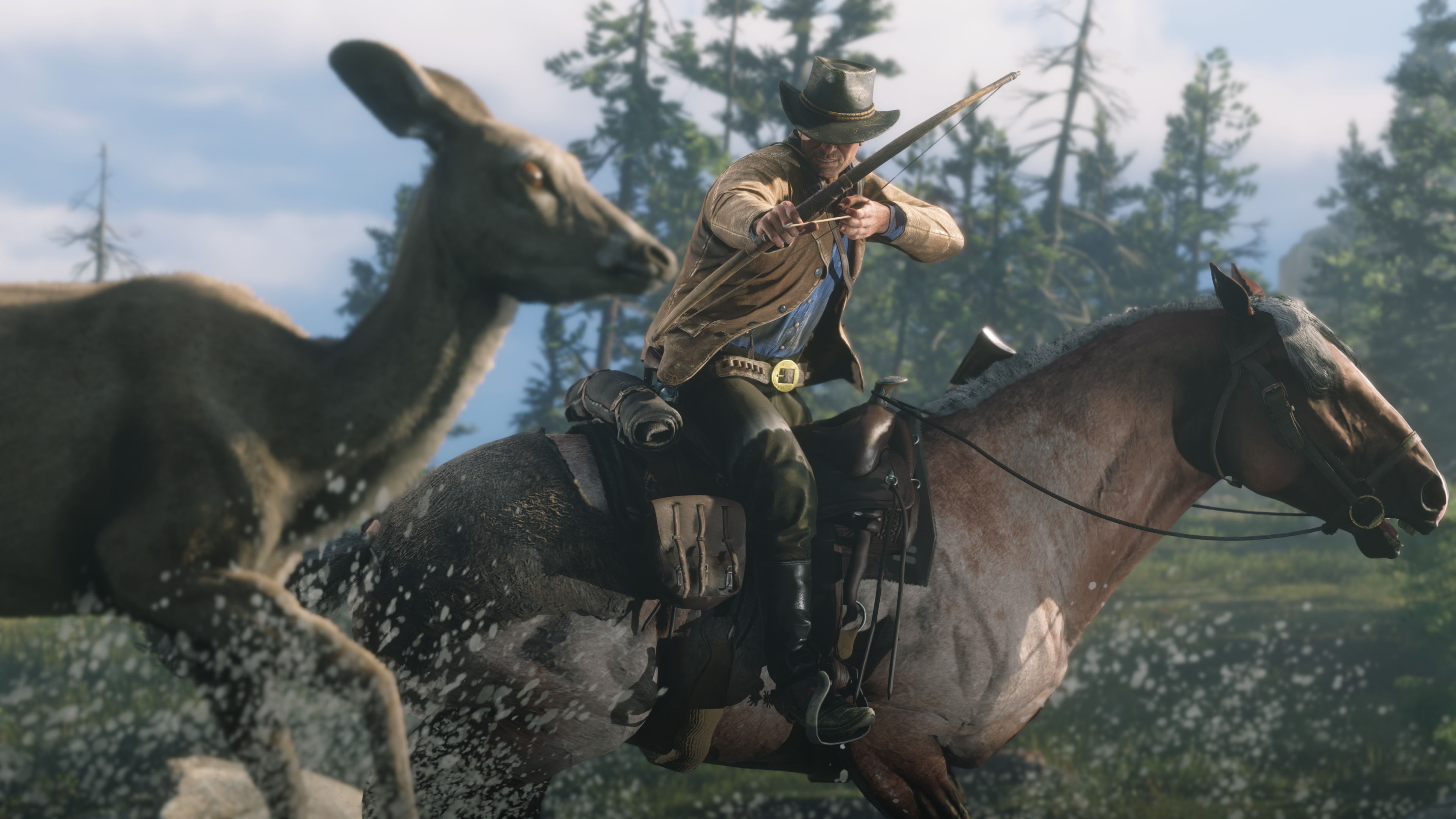 Red Dead Redemption 2 helps people learn about animals when not shooting them