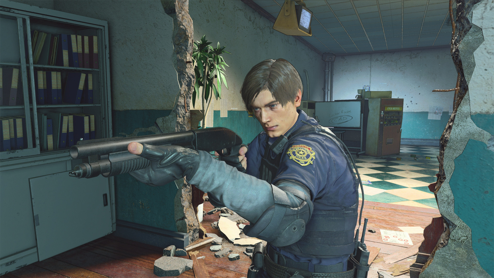 Resident Evil Re:Verse has been delayed to 2022