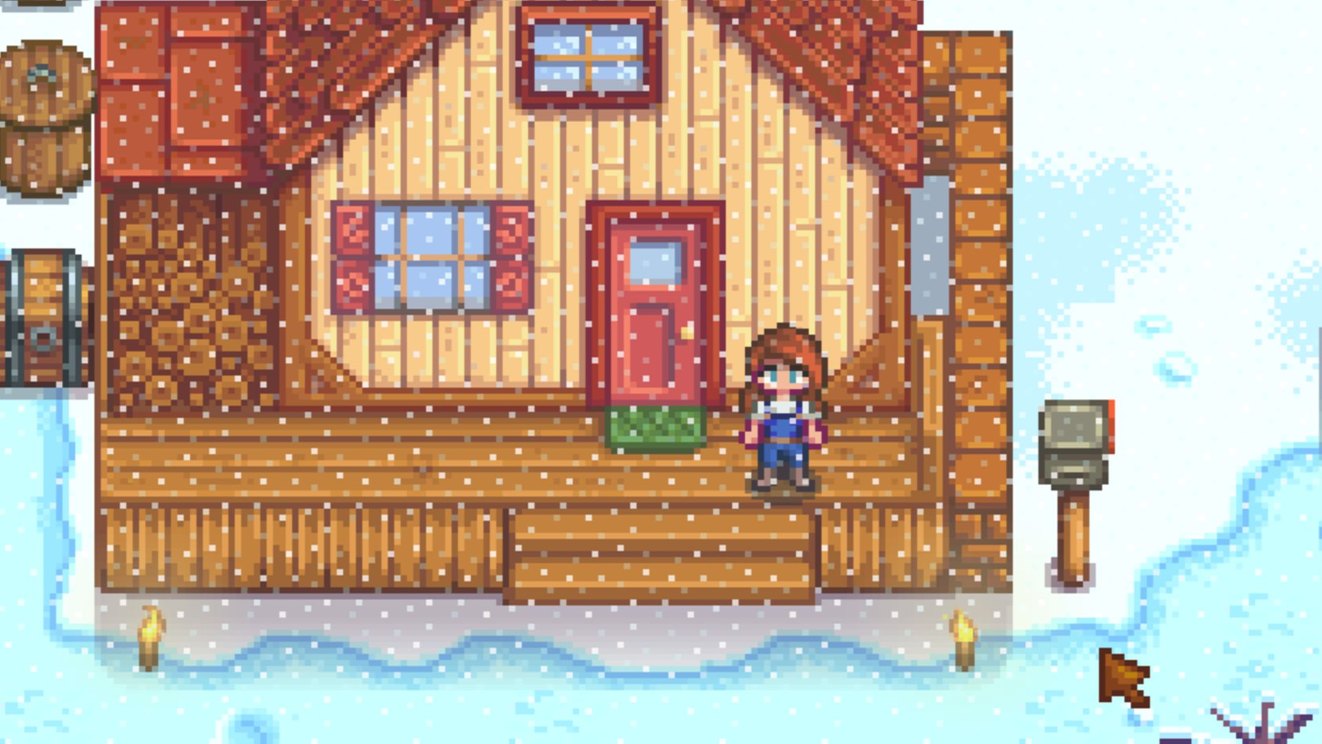 Stardew Valley fans are very excited about transferring boot stats