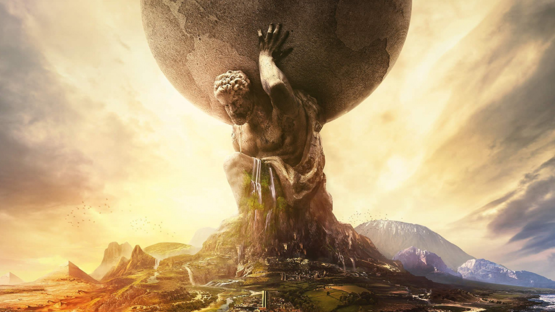 """2K will announce a """"new franchise"""" this month, and it's probably from the Civilization devs"""