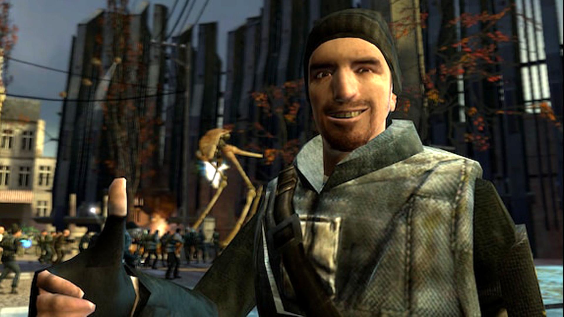 Half-Life 2 community rallies to break its peak player count for reasons