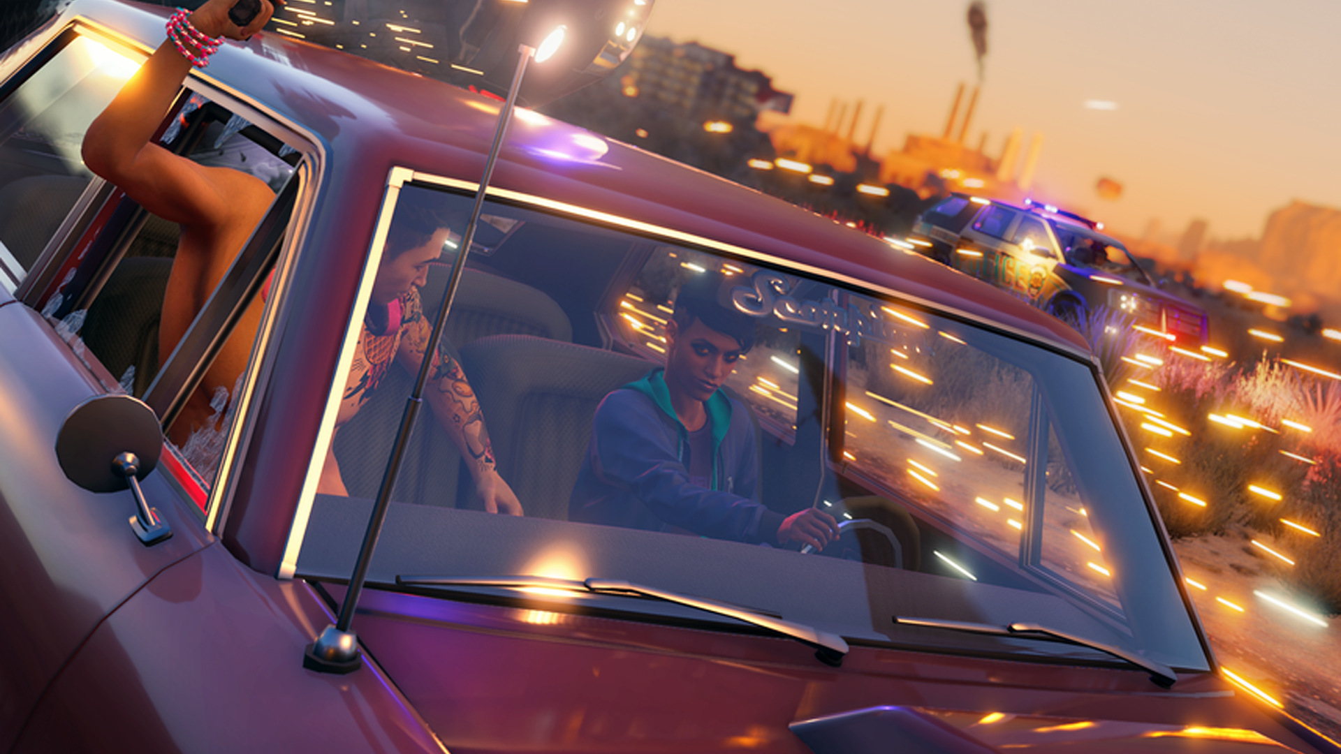 Saints Row will get at least three DLC expansions post-launch