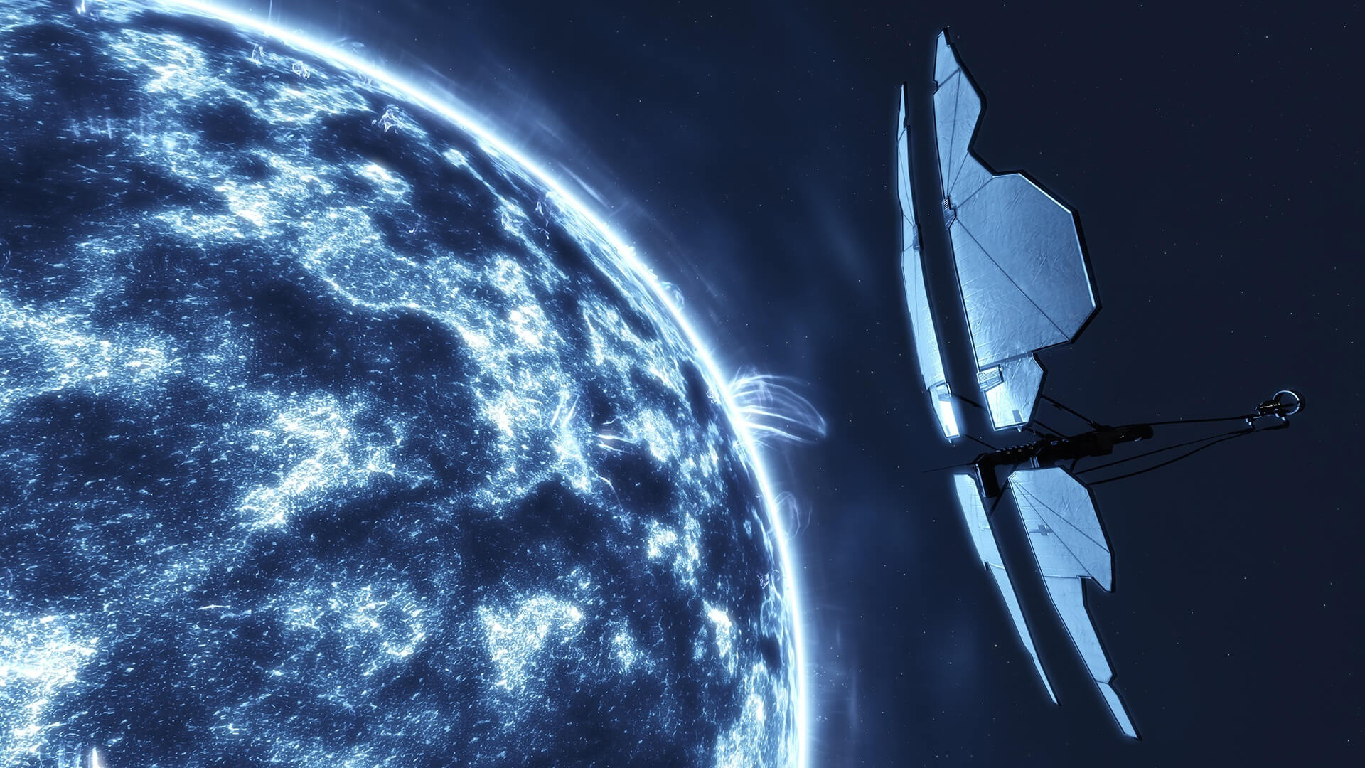 Eve Online arrives in the Epic Games Store with a revamped new player experience