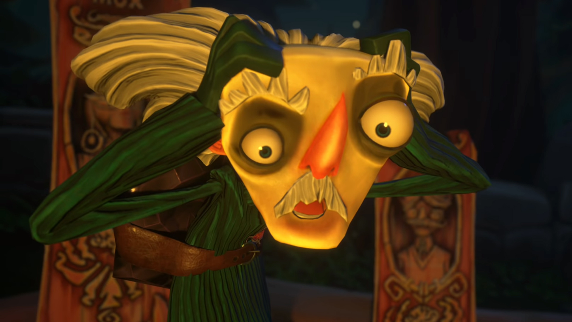 Psychonauts 2 prequel shows what happened to Ford after the first game