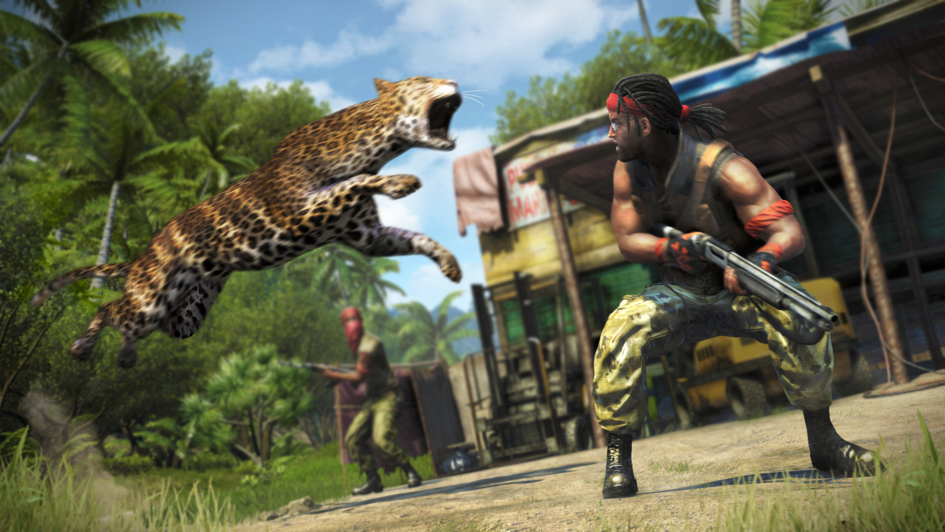 The best Far Cry game is now free-to-keep