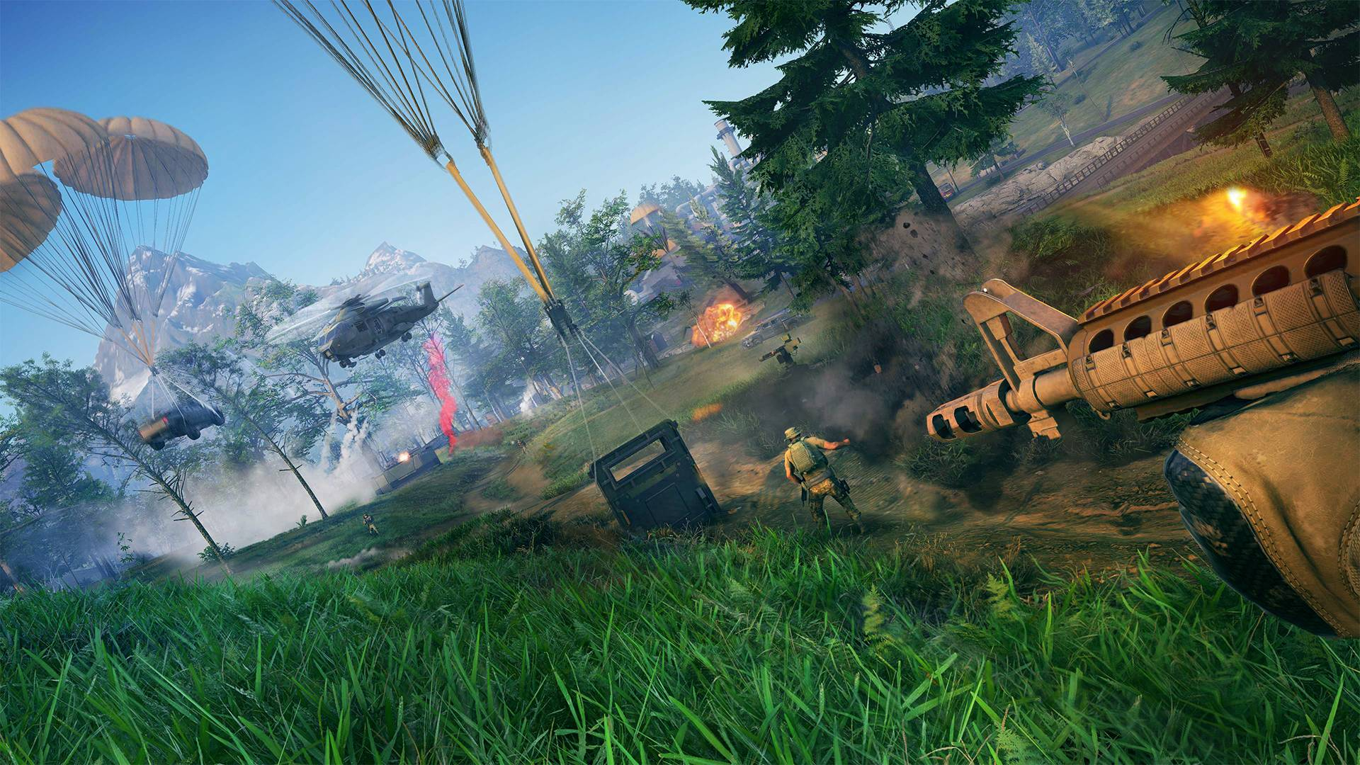 Ghost Recon Frontline – everything we know from the reveal